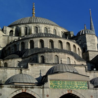 The Uniqueness Of The Famous Turkey's Sultan Ahmed Mosque